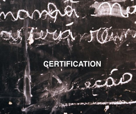 Veja Certification